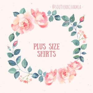 Tops - Plus Size Shirts